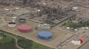 Imperial Oil to produce renewable diesel at Strathcona refinery using locally grown crops (01:38)