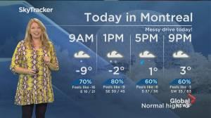 Global News Morning weather forecast: February 18, 2020