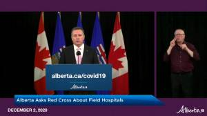 What does Alberta's COVID-19 contingency plan look like? (02:21)