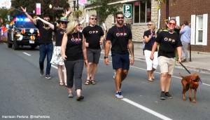 Highlights of the Peterborough Pride Parade