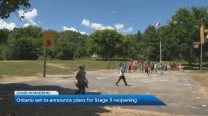 A preview of Stage 3 of Ontario's reopening plan