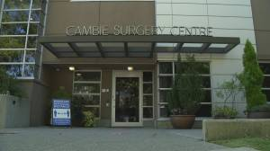 B.C. Supreme Court dismisses private Vancouver clinic's healthcare challenge (00:33)