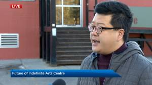 What the future holds for Calgary's Indefinite Arts Centre (03:29)