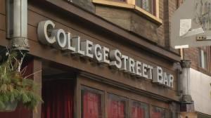 Alleged College Street Bar gang rape victim testifies in court (02:30)