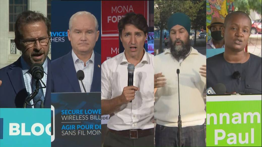 Click to play video: 'Election panel weighs-in on final week of election race'