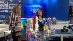 Kid expert and broadcaster Patty Sullivan visits Global News Morning