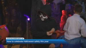 How to safely celebrate Halloween during the COVID-19 pandemic (05:01)