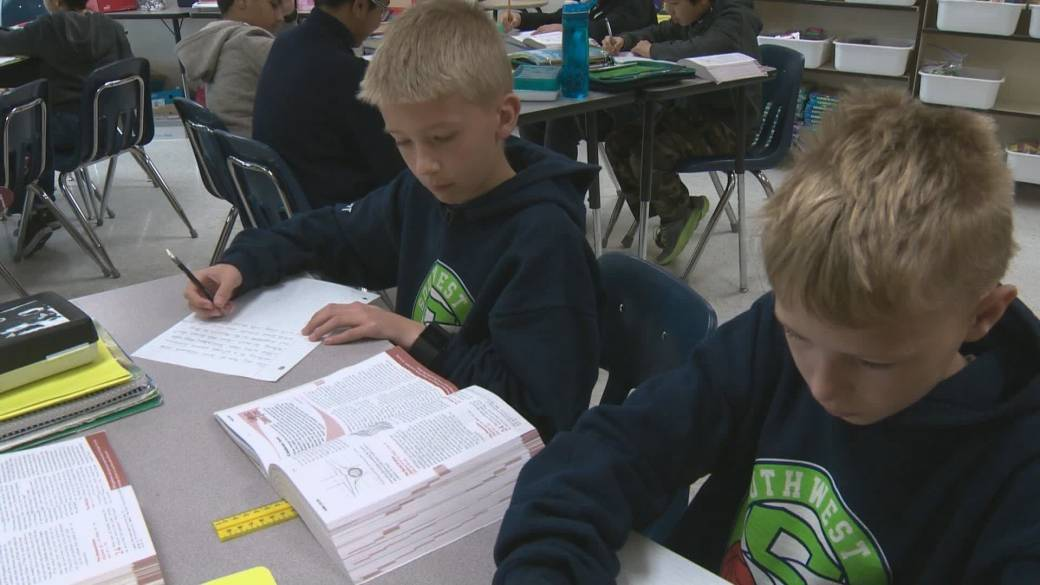 Click to play video 'B.C. teachers urge boycott of foundation skills assessment tests'