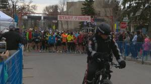 Learn more about the 2020 Calgary Police Half Marathon