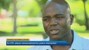 Former CFL star Orlando Bowen re-traumatized by police interaction