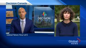 Calgary climate policy expert focusing on federal election campaign promises (05:35)