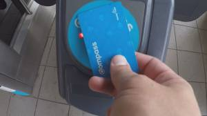 Compass Card pilot taps into new modes of transport