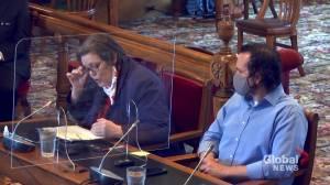 New Brunswick hearings on glyphosate begin (01:49)