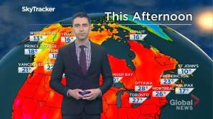 Saskatchewan weather outlook: July 15
