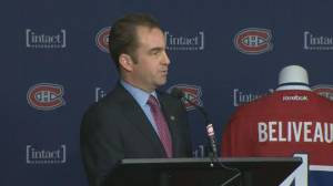 Habs owner apologizes, makes promises after drafting Logan Mailloux (02:05)