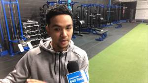 Trainer Kyle Paraggua explains how he tailors workouts for clients
