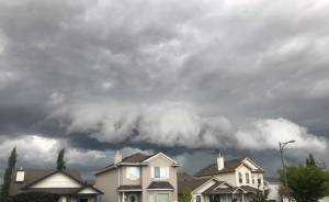 Severe thunderstorms tear through Edmonton, central Alberta