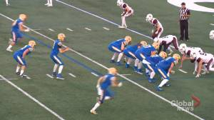 Saskatchewan football teams banding together for fundraiser (02:01)