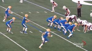 Saskatchewan football teams banding together for fundraiser (02:01)