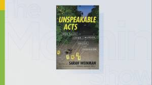 Author Sarah Weinman on her true crime anthology 'Unspeakable Acts'
