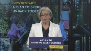 B.C. unveils back-to-school guidelines for K-12 in September (09:39)