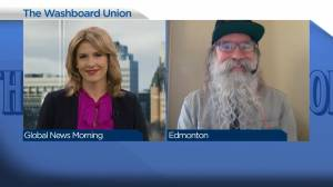 Washboard Union performing two live shows in Saskatoon Friday night (04:12)