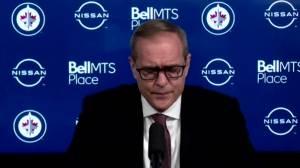 RAW: Winnipeg Jets Paul Maurice Interview – May 14 (06:50)