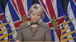 B.C. reports 1,785 new COVID-19 cases and 16 deaths over three days (06:18)