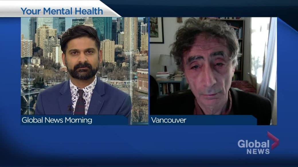 Click to play video 'Your Mental Health: Addictions during the pandemic'