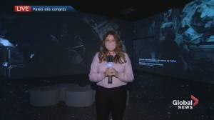 Global News Morning weather forecast: February 25, 2021 (01:49)