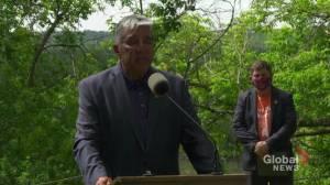 Buffalo Lake Metis settlement expresses gratitude for Alberta residential schools grant (04:58)
