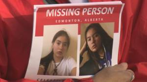 Search underway in Edmonton for missing teen