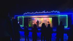 Holiday Train stops in Lethbridge