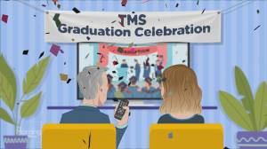 TMS Graduation Celebration: June 24, 2020