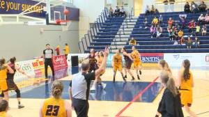 The Queen's Gaels strive for consistency in university women's basketball
