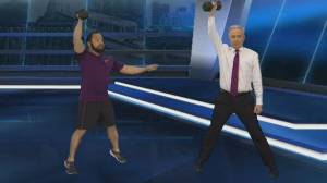 Fit Tips with Chris Tse: weight exercises for a complete workout
