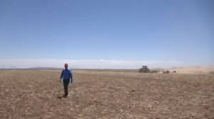 Climate-driven megadrought emerges in western U.S. (02:13)