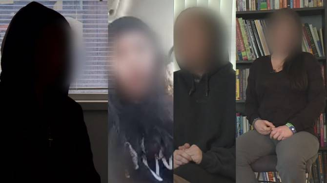 Click to play video: Alleged victims outraged at ex-Mountie's charges