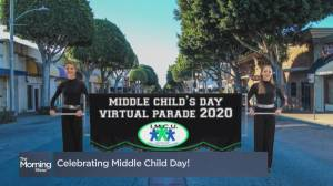 Are you a middle child? Celebrating Middle Child Day!