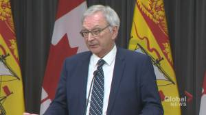 N.B. premier needs opposition leaders to let him continue to govern