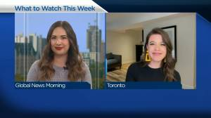Staying cool with the latest on TV on What to Watch This Week (03:40)