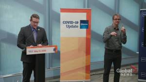 City of Edmonton on Phase 1 of Alberta's relaunch plan