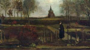 Vincent van Gogh painting stolen from Dutch museum