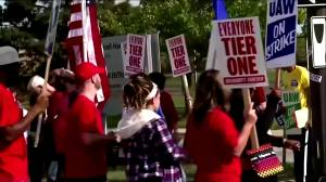 UAW, GM ratify 4-year contract ending 40-day strike (00:59)