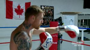 N.B. professional boxer heading to Mexico despite the COVID-19 pandemic (01:51)