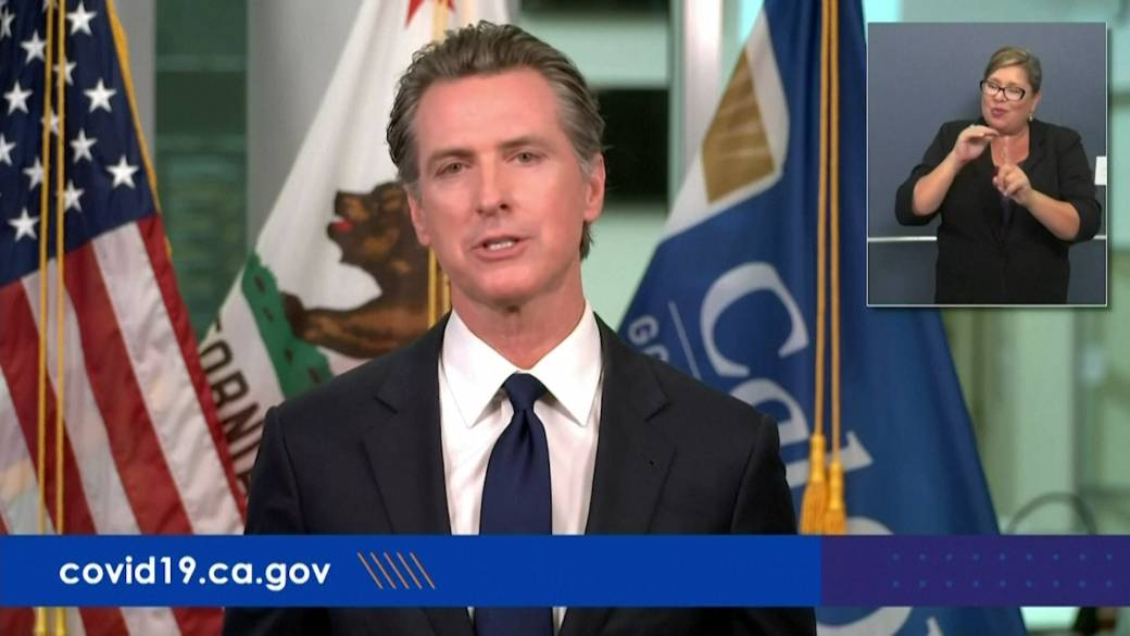 Click to play video 'Coronavirus: California sees 69 per cent rise in COVID-19 cases in two days'