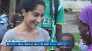 Building hope for the future, a Kenya-born woman uses her Canadian education to empower Kenyan