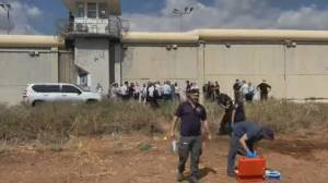 From Shawshank to West Bank: 6 Palestinians dig tunnel to escape Israeli prison (02:10)