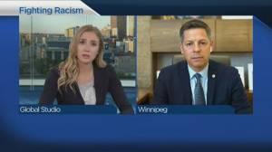 Fighting racism in Winnipeg