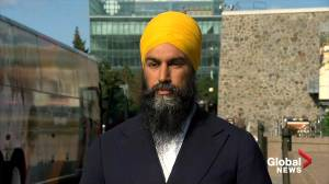 Federal Election 2019: Singh says Bernier should not have debate platform to spread 'divisive' message